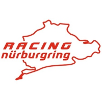 Наклейка Racing Nurburgring