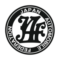 Наклейка Japan Automobile Federation (JAF) v2