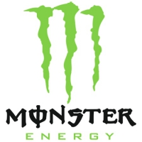 Наклейка Monster Energy (Logo)