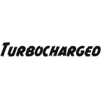 Наклейка Turbocharged v2