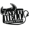Наклейка Give It Hell Production