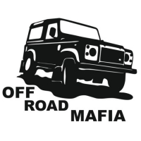 Наклейка Off Road Mafia