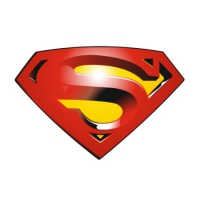 Наклейка Superman Logo