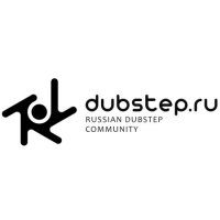 Наклейка Dubstep v2 (russian dubstep community)