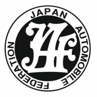 Наклейка Japan Automobile Federation (JAF)