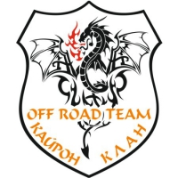 Наклейка Off Road Team Кайрон Клан