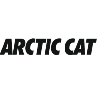 Наклейка Arctic Cat (Надпись) v1