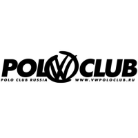 Наклейка VW Polo Club
