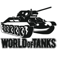 Наклейка World of Tanks v2