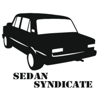 Наклейка ВАЗ 2101 Sedan Syndicate