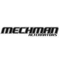 Наклейка Mechman Alternators