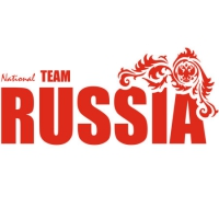 Наклейка National Team Russia