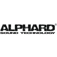 Наклейка Alphard Sound Technology v3