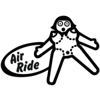 Наклейка Air Ride Doll (Кукла)