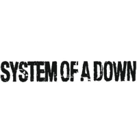 Наклейка System of a down v1