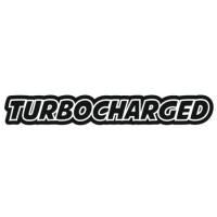 Наклейка Turbocharged v3