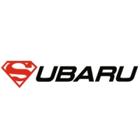 Наклейка Subaru Superman