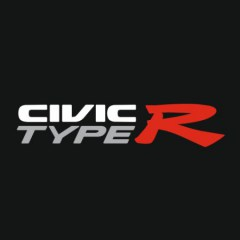 nakleyka-civic-type-r--black-background-450x450